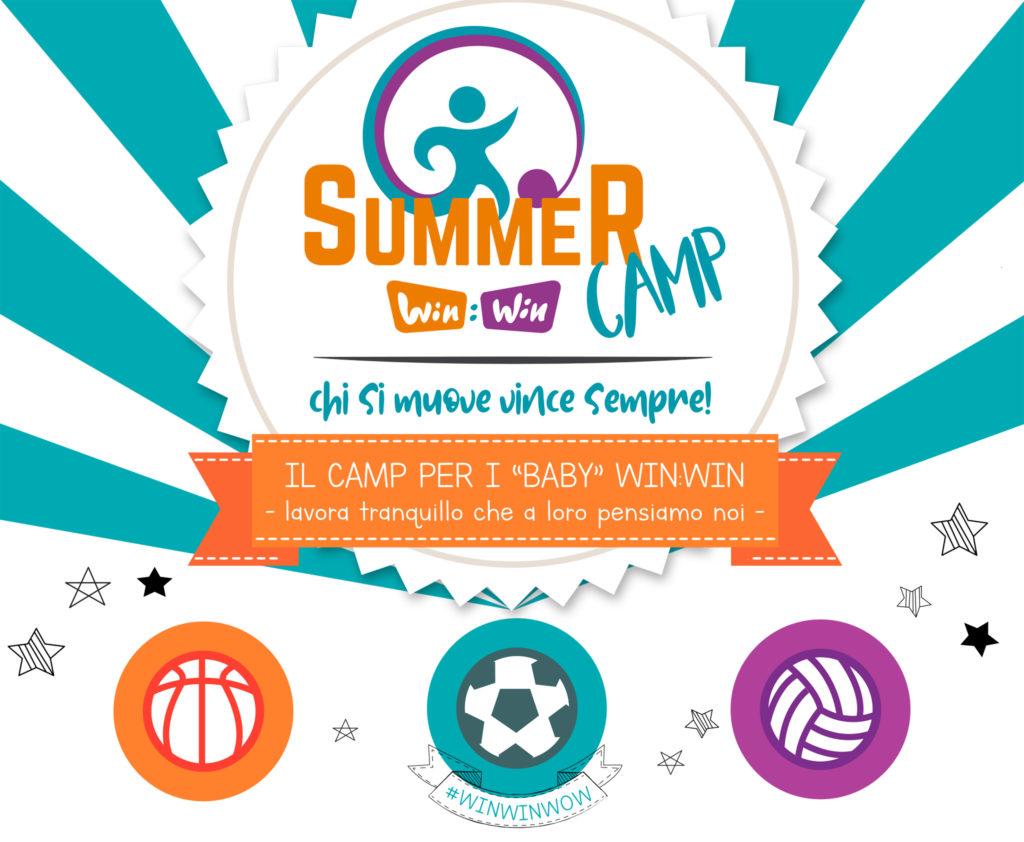 Testata Summer Camp