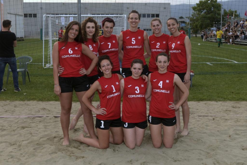 F.lli Comunello Volley femminile