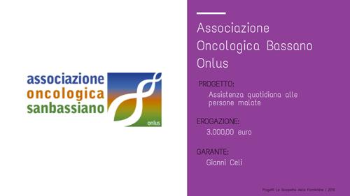 Ass.oncologica San Bassiano_Le scarpette delle Formichine